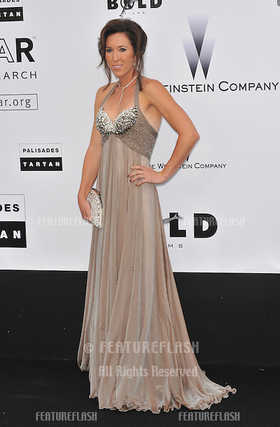 Tennis star Jelena Yankovic at amfAR's Cinema Against AIDS Gala at the Hotel du Cap d'Antibes..May 21, 2009  Antibes, France.Picture: Paul Smith / Featureflash