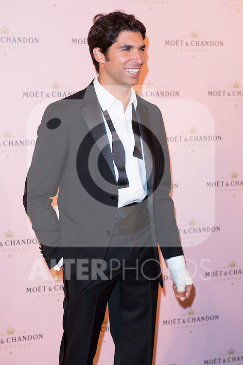 """Cayetano Rivera attends the """"Moon Night Party"""" of Moët & Chandon at Casino in Madrid, Spain. September 17, 2014. (ALTERPHOTOS/Carlos Dafonte)"""