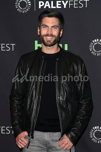 """20 March 2015 - Hollywood, Wes Bentley. The Paley Center For Media's 33rd Annual PaleyFest Los Angeles - Closing Night Presentation: """"American Horror Story: Hotel"""" Held at The Dolby Theatre. Photo Credit: F.Sadou/AdMedia"""