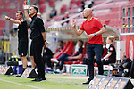 v.l. Trainer Achim Beierlorzer (Mainz), Rouven Schroeder (Vorstand Sport, Mainz)<br /><br />Sport: Fussball: 1. Bundesliga:: nphgm001:  Saison 19/20: 33. Spieltag: 1. FSV Mainz 05 vs SV Werder Bremen 20.06.2020<br />Foto: Wagner/Witters/Pool//via gumzmedia/nordphoto<br /><br /><br /> DFL REGULATIONS PROHIBIT ANY USE OF PHOTOGRAPHS AS IMAGE SEQUENCES AND OR QUASI VIDEO<br />EDITORIAL USE ONLY<br />NATIONAL AND INTERNATIONAL NEWS AGENCIES OUT