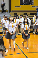 Cristo Rey Jesuit Cross of Constantine Commissioning honoring the Class of 2014