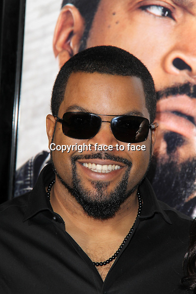 HOLLYWOOD, CA - January 13: Ice Cube at the &quot;Ride Along&quot; World Premiere, TCL Chinese Theater, Hollywood, January 13, 2014. <br /> Credit: MediaPunch/face to face<br /> - Germany, Austria, Switzerland, Eastern Europe, Australia, UK, USA, Taiwan, Singapore, China, Malaysia, Thailand, Sweden, Estonia, Latvia and Lithuania rights only -