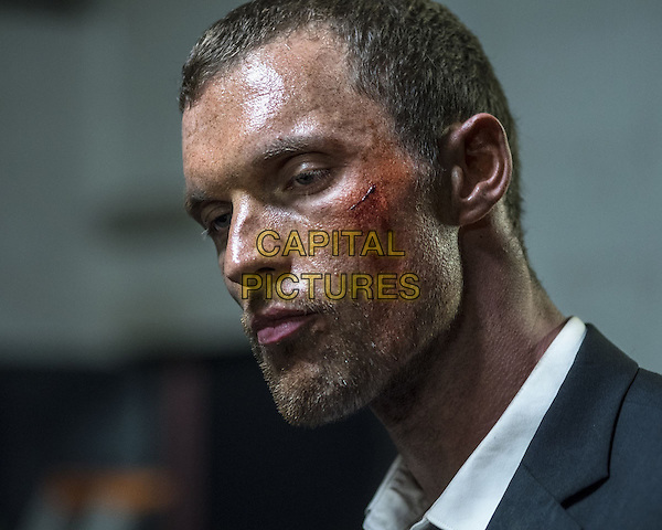 The Transporter Refueled (2015)<br /> Ed Skrein<br /> *Filmstill - Editorial Use Only*<br /> CAP/KFS<br /> Image supplied by Capital Pictures