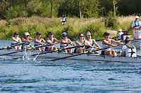 Race: 52  W.8+ (Band 2)  Heat 2<br /> <br /> Peterborough Summer Regatta 2018 - Saturday<br /> <br /> To purchase this photo, or to see pricing information for Prints and Downloads, click the blue 'Add to Cart' button at the top-right of the page.