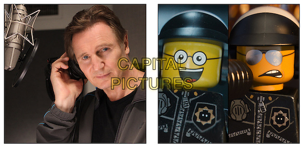 Liam Neeson<br /> in The Lego Movie (2014) <br /> *Filmstill - Editorial Use Only*<br /> CAP/NFS<br /> Image supplied by Capital Pictures