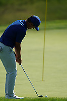 Thorbjorn Olesen (DEN) on the 5th during the 1st round at the PGA Championship 2019, Beth Page Black, New York, USA. 17/05/2019.<br /> Picture Fran Caffrey / Golffile.ie<br /> <br /> All photo usage must carry mandatory copyright credit (&copy; Golffile | Fran Caffrey)