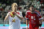 Anders Eggert. DENMARK vs HUNGARY: 28-26 - Quarterfinal.