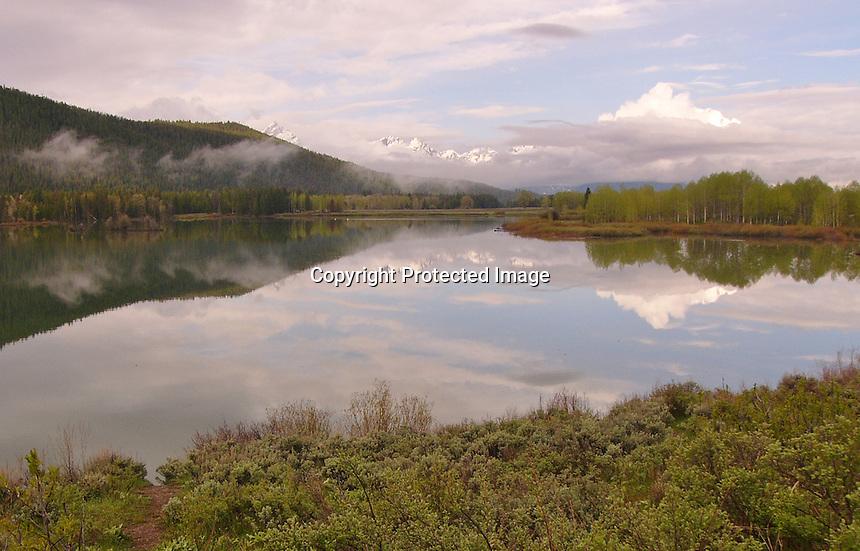 Colorado Rocky Mountains lake