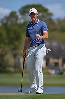 Matt Fitzpatrick (ENG) after sinking his putt on 6 during round 4 of the Arnold Palmer Invitational at Bay Hill Golf Club, Bay Hill, Florida. 3/10/2019.<br /> Picture: Golffile | Ken Murray<br /> <br /> <br /> All photo usage must carry mandatory copyright credit (© Golffile | Ken Murray)