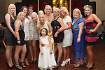 Dawn Kierans's 30th in The Westcourt Hotel...Picture Jenny Matthews/Newsfile.ie