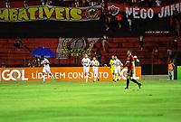RECIFE-PE-18,06,2017- SPORT - VITÓRIA-BA - Gol de Uillian Correa do Vitória-BA durante partida contra o Sport em jogo válido pela 8ª Rodada do Campeonato Brasileiro 2017, no Estádio da Ilha do Retiro, Zona Oeste do Recife, neste domingo,18. (Foto: Jean Nunes/Brazil Photo Press)
