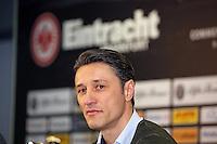 08.03.2016: Vorstellung Nico Kovac bei Eintracht Frankfurt
