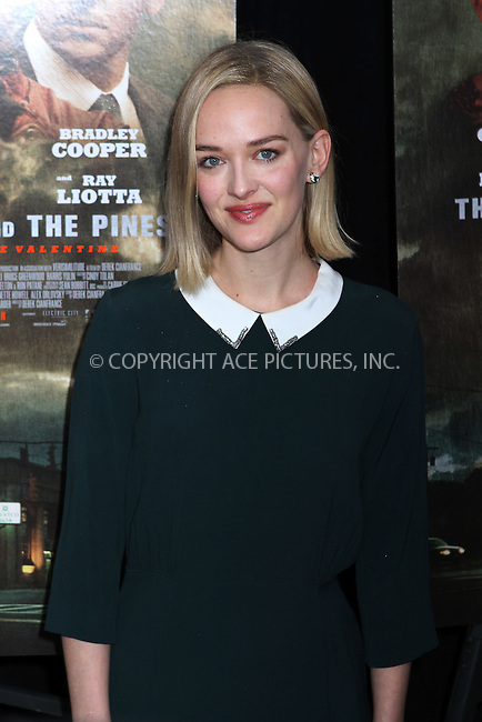 WWW.ACEPIXS.COM....March 28 2013, New York City....Jess Weixler arriving at 'The Place Beyond The Pines' New York Premiere at Landmark Sunshine Cinema on March 28, 2013 in New York City....By Line: Nancy Rivera/ACE Pictures......ACE Pictures, Inc...tel: 646 769 0430..Email: info@acepixs.com..www.acepixs.com