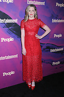 13 May 2019 - New York, New York - Harriet Dyer at the Entertainment Weekly & People New York Upfronts Celebration at Union Park in Flat Iron.   <br /> CAP/ADM/LJ<br /> ©LJ/ADM/Capital Pictures