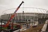 Renovierung des Olympia Stadions in Kiew / Renovation of the Olympia Stadium in Kiev