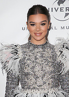 10 February 2019 - Los Angeles, California - Hailee Steinfeld. Universal Music Group GRAMMY After Party celebrating the 61st Annual Grammy Awards held at The Row. Photo Credit: Faye Sadou/AdMedia