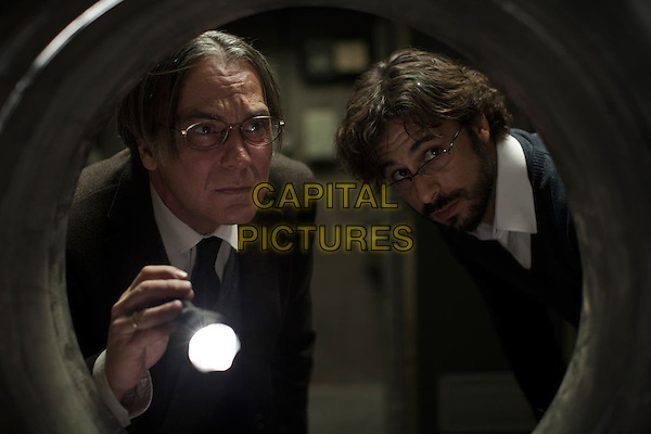 Hugo Silva, Jose Coronado<br /> in The Body (2012) <br /> (El cuerpo)<br /> *Filmstill - Editorial Use Only*<br /> CAP/NFS<br /> Image supplied by Capital Pictures