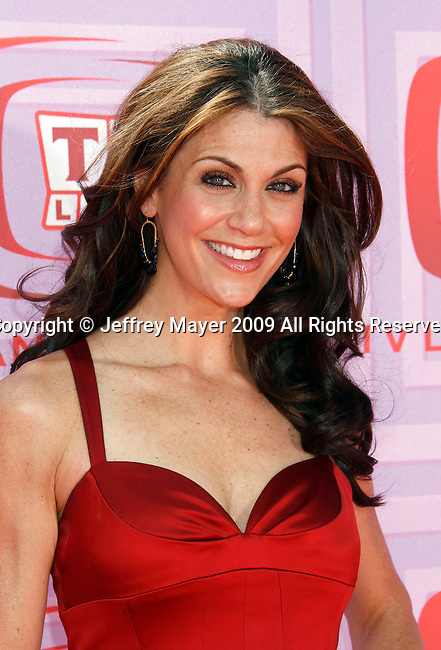 UNIVERSAL CITY, CA. - April 19: Samantha Harris arrives at the 2009 TV Land Awards at the Gibson Amphitheatre on April 19, 2009 in Universal City, California.