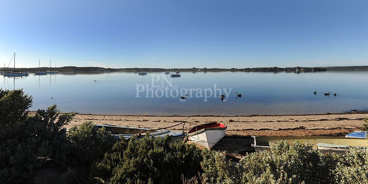 Day 5 image is a shot of American River Kangaroo Island the photo was taken early today water was very still