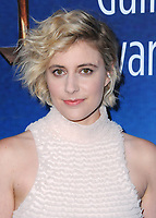 11 February 2018 - Beverly Hills, California - Greta Gerwig. 2018 Writer's Guild Awards held at The Beverly Hilton Hotel. <br /> CAP/ADM/BT<br /> &copy;BT/ADM/Capital Pictures