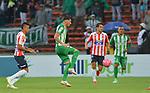 Atlético Nacional venció 1-0 a Junior. Fecha 16 Liga Águila II-2018.