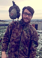 Pictured: Timothy Higgins.<br /> Re: 21 year old Timothy Higgins is due to appear at Cardiff Crown Court, charged with manslaughter after a shopper died following an alleged dispute in a Sainsbury's supermarket car park in Pontllanfraith, Wales, UK.<br /> Christopher Gadd, 48, died after he was hit by a Land Rover in the Caerphilly county store car park on Monday.<br /> The driver of the vehicle was arrested and remanded in custody and will appear before Newport Magistrates.<br /> Paramedics and an air ambulance attended the scene where Mr Gadd, a farmer and born profoundly deaf, was pronounced dead.