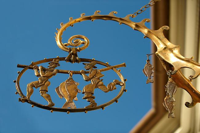 Brass Shop signs - ( Gy?r )  Gyor Hungary