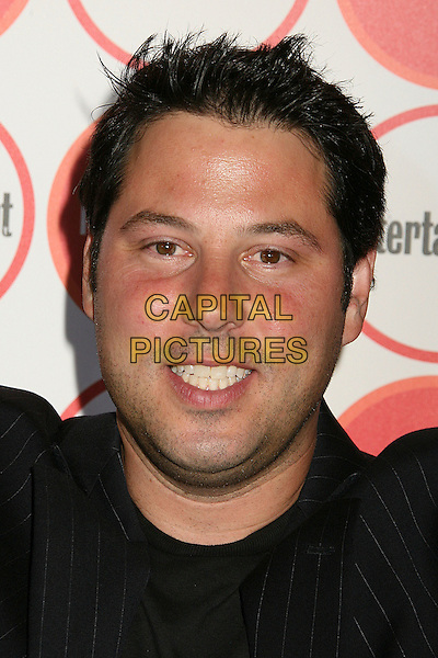 GREG GRUNBERG.Entertainment Weekly Magazine 4th Annual Pre-Emmy Party, Los Angeles, California, USA..August 26th, 2006.Ref: ADM/BP.headshot portrait.www.capitalpictures.com.sales@capitalpictures.com.©Byron Purvis/AdMedia/Capital Pictures.