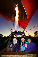 July 16 2019 Hot Air Balloon Gold Coast and Brisbane