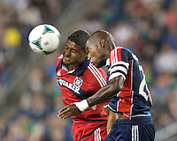New England Revolution vs Chicago Fire, August 17, 2013