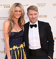 Storm Keating, Ronan Keating at The Old Vic Bicentenary Ball held at The Old Vic, The Cut, Lambeth, London, England, UK on Sunday13 May 2018.<br /> CAP/MV<br /> &copy;Matilda Vee/Capital Pictures