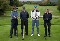 Earl & Pelham from left: Andy Churchill, Parry Leggett, Guy Cooper and Rob Easter