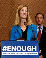 Democratic US Senators on Gun Violence in the Wake of the Las Vegas Massacre