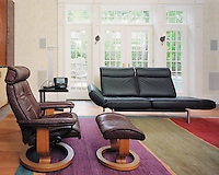 Contemporary Media Room Furniture