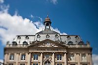 Europe/France/Aquitaine/33/Gironde/Bordeaux: Le Palais Gabriel, Bourse Maritime, Place de la Bourse, architecture XIII éme siècle Quai Louis XVIII - Patrimoine mondial UNESCO