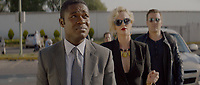 Gringo (2018) <br /> David Oyelowo, Charlize Theron and Joel Edgerton <br /> *Filmstill - Editorial Use Only*<br /> CAP/KFS<br /> Image supplied by Capital Pictures