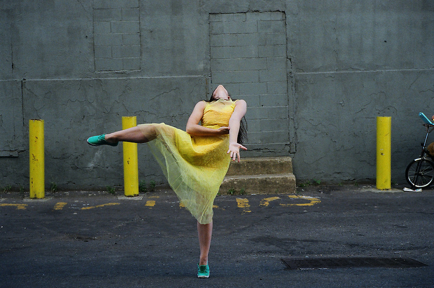 Match Box Dances: Canary And The Coal Mine | DUMBO, Brooklyn | 2010