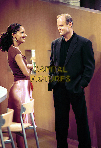 "TRACEE ELLIS ROSS & KELSEY GRAMMER.in Girlfriends.""Fried Turkey"" .Ref: FB.*Editorial Use Only*.www.capitalpictures.com.sales@capitalpictures.com.Supplied by Capital Pictures."