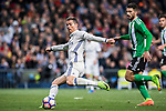 Cristiano Ronaldo of Real Madrid in action during their La Liga match between Real Madrid and Real Betis at the Santiago Bernabeu Stadium on 12 March 2017 in Madrid, Spain. Photo by Diego Gonzalez Souto / Power Sport Images