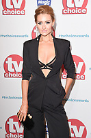 Catherine Tyldesley<br /> arriving for the TV Choice Awards 2017 at The Dorchester Hotel, London. <br /> <br /> <br /> &copy;Ash Knotek  D3303  04/09/2017