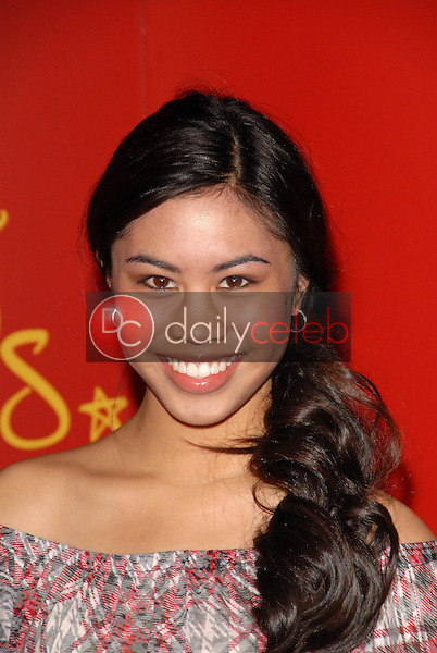 Ashley Argota<br /> at The Annual Mattel Children's Hospital Holiday Party, Madame Tussauds, Hollywood, CA. 12-01-09<br /> David Edwards/DailyCeleb.Com 818-249-4998