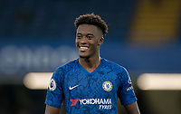 Callum Hudson-Odoi of Chelsea U23 during the Premier League 2 match between Chelsea U23 and Brighton & Hove Albion Under 23 at Stamford Bridge, London, England on 13 September 2019. Photo by Andy Rowland.