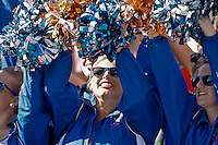 January 02, 2012:   Florida Gators chearleader during first half action at the 2012 Taxslayer.com Gator Bowl between the Florida Gators and the Ohio State Buckeyes at EverBank Field in Jacksonville, Florida.