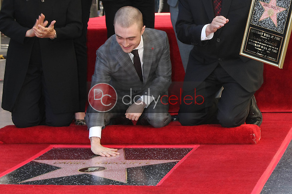 Daniel Radcliffe<br />