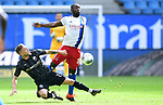 v.l. Robin Scheu, Stephan Ambrosius (HSV)<br />Hamburg, 28.06.2020, Fussball 2. Bundesliga, Hamburger SV - SV Sandhausen<br />Foto: Tim Groothuis/Witters/Pool//via nordphoto<br /> DFL REGULATIONS PROHIBIT ANY USE OF PHOTOGRAPHS AS IMAGE SEQUENCES AND OR QUASI VIDEO<br />EDITORIAL USE ONLY<br />NATIONAL AND INTERNATIONAL NEWS AGENCIES OUT