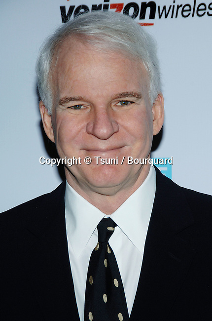 Steve Martin arriving at 35th Humanitarian Awards Dinner at the Beverly Hills Hotel in Los Angeles.<br /> <br /> headshot<br /> smile<br /> eye contact