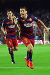 2015-10-25-FC Barcelona vs SD Eibar: 3-1.