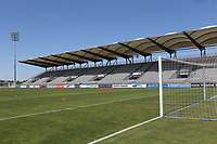 General view of the Stade Parsemain, Fos-sur-Mer, the home ground of FC Istres during Republic Of Ireland Under-21 vs Mexico Under-21, Tournoi Maurice Revello Football at Stade Parsemain on 6th June 2019