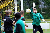 NORG - Voetbal, Trainingskamp FC Groningen, voorbereiding seizoen 2018-2019, 10-07-2018,  /FC Groningen doelman Segio Padt