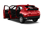 Car images close up view of a 2018 Mitsubishi Eclipse Cross ES 2WD 5 Door SUV doors
